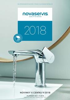 Výsledek obrázku pro katalog novaservis 2018