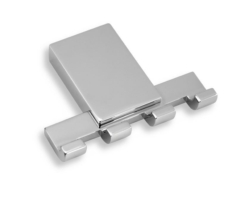 Čtyřháček Metalia 9 chrom