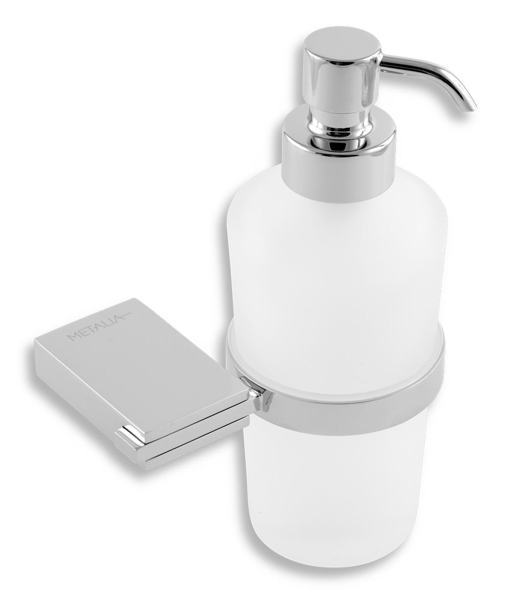 Dávkovač mýdla Metalia 9 chrom