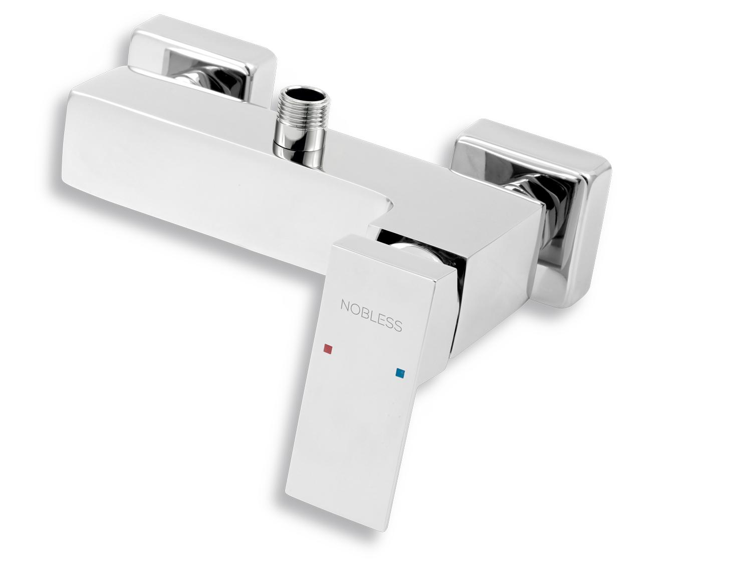 Sprchová baterie bez příslušenství 150 mm EDGE chrom