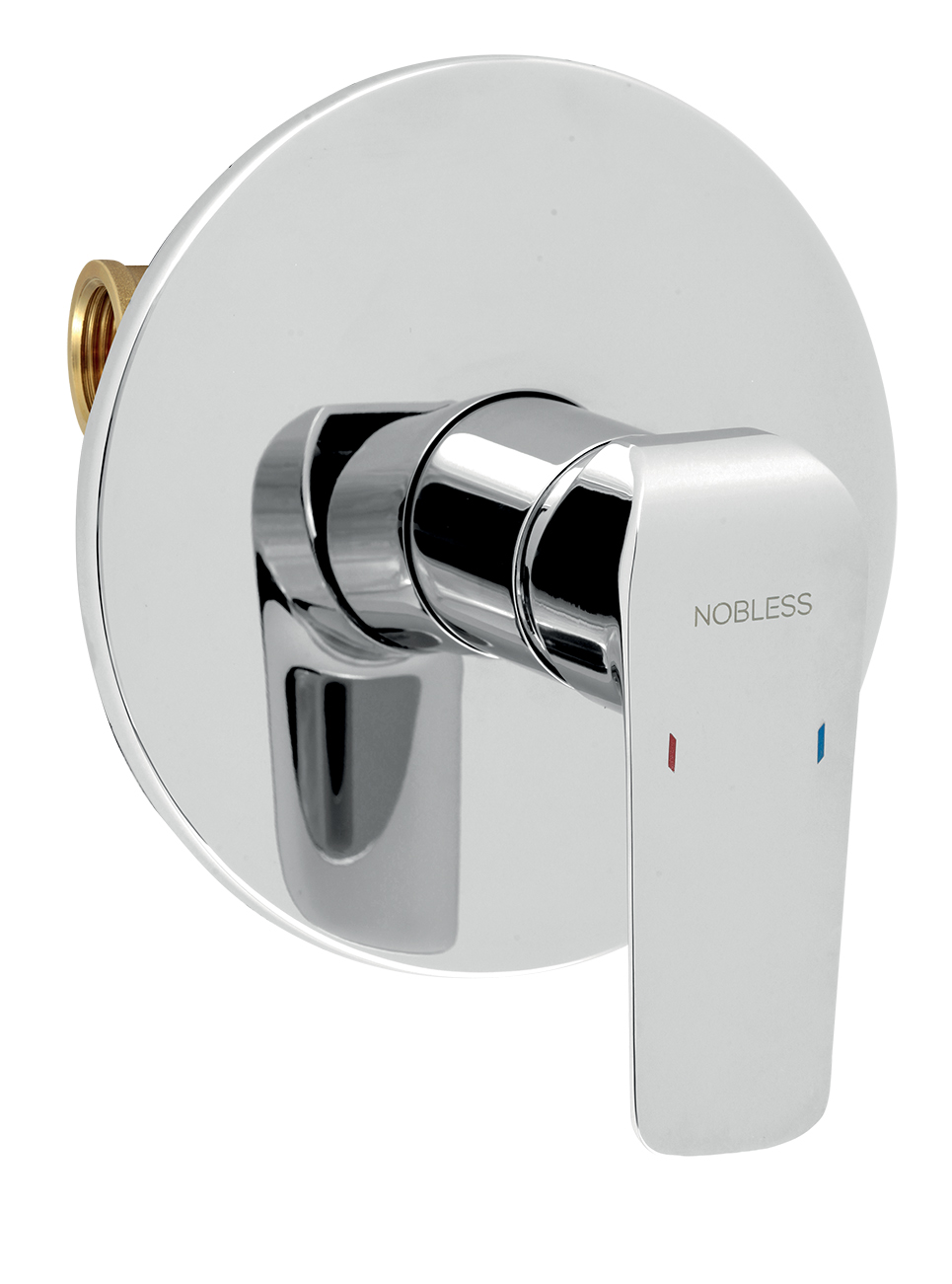 Sprchová baterie podomítková Nobless Tina chrom