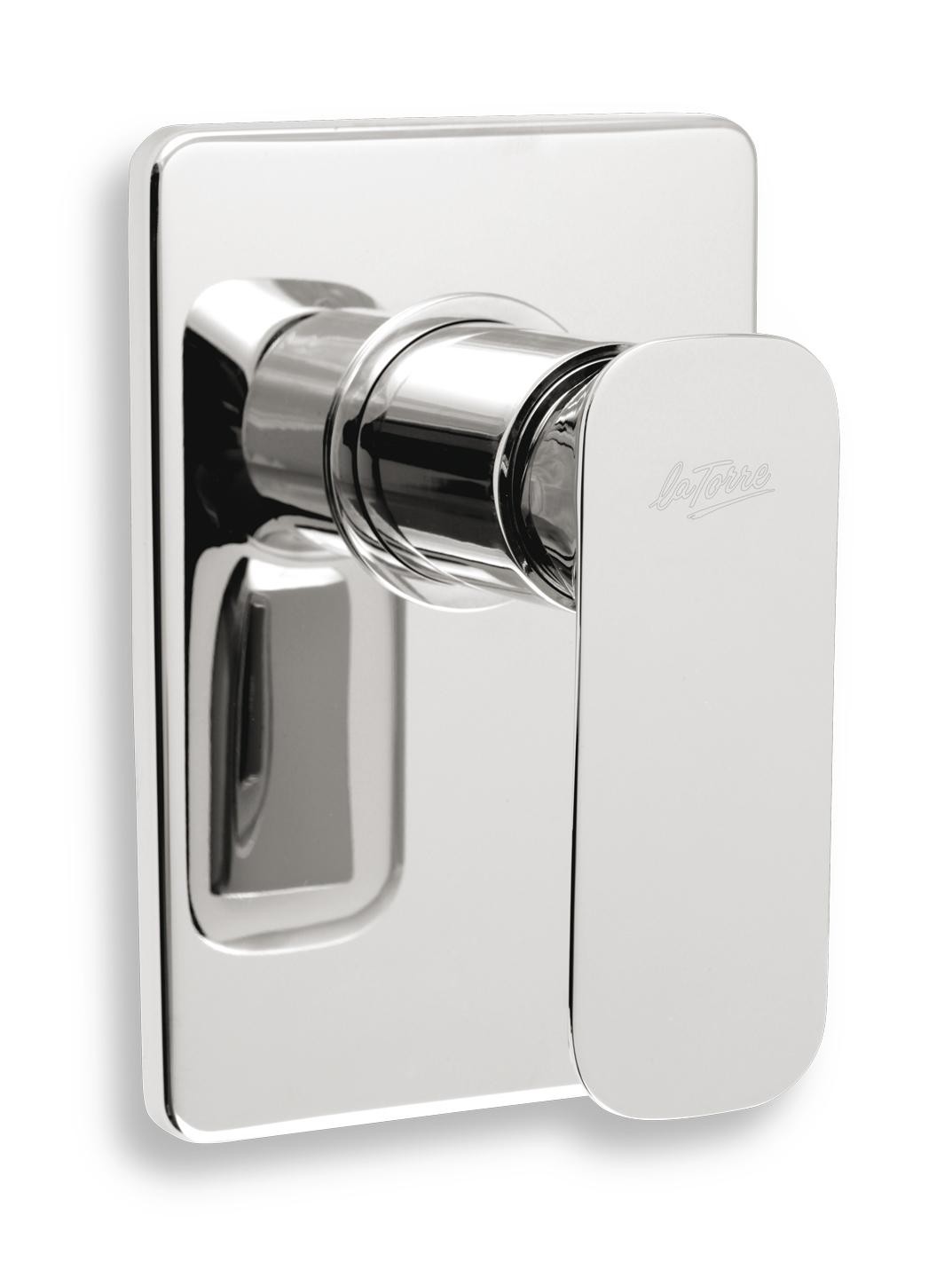 Sprchová baterie podomítková LAGHI chrom