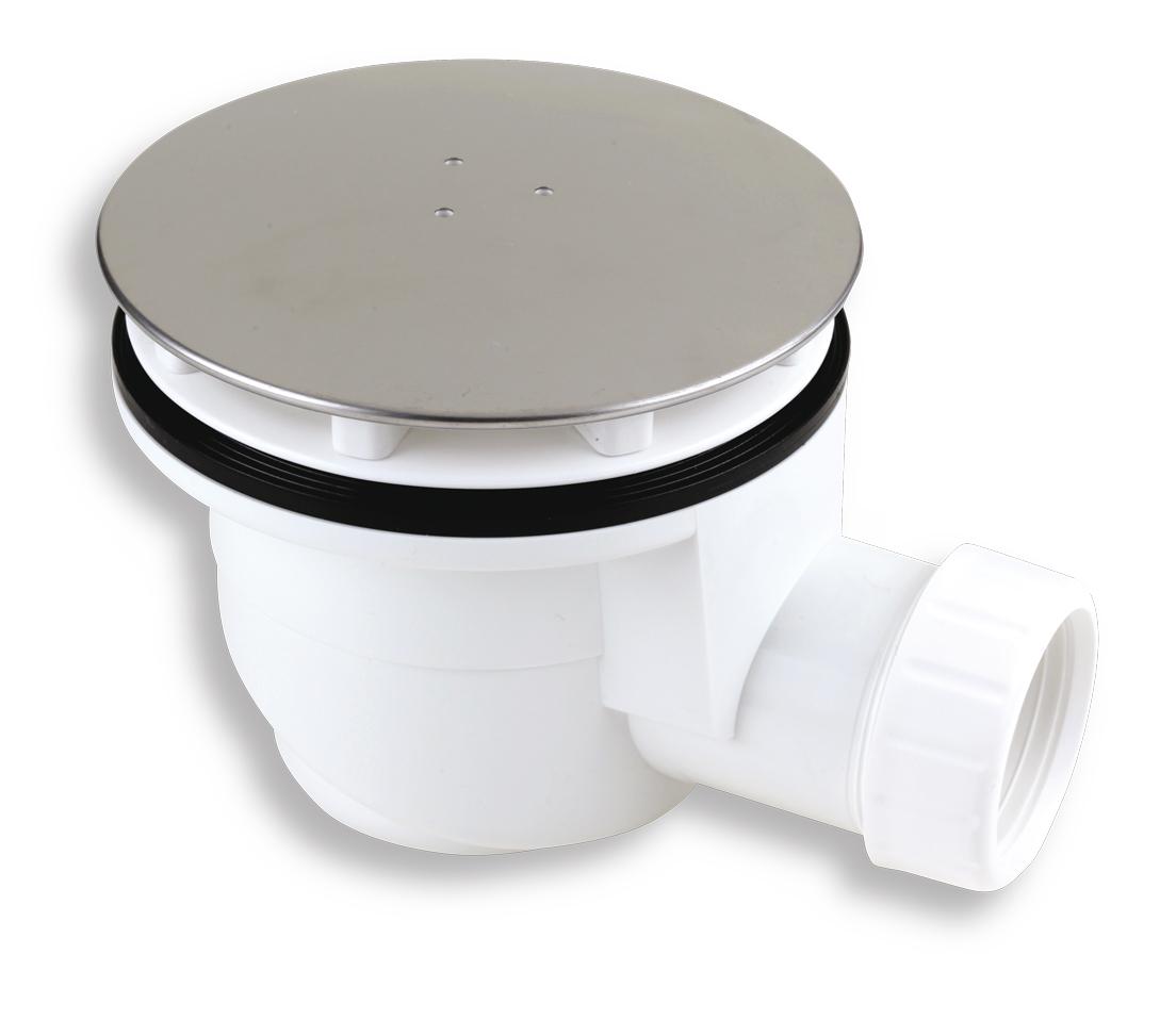 Sifon vaničkový 90/40 INOX plast