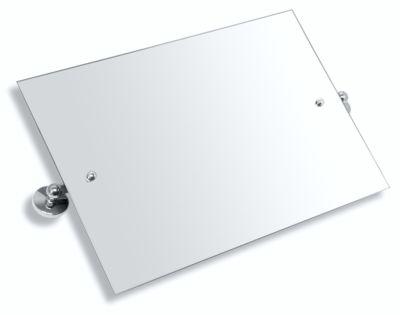 Zrcadlo s výklopným držákem 60x40 cm Metalia 1 chrom