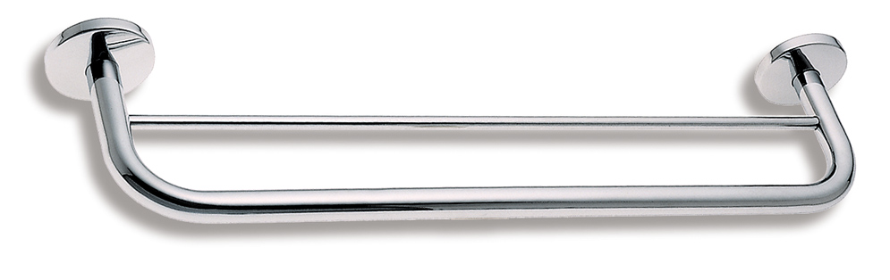 Dvojitý držák ručníků 450 mm Metalia 1 chrom