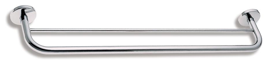 Dvojitý držák ručníků 600 mm Metalia 1 chrom