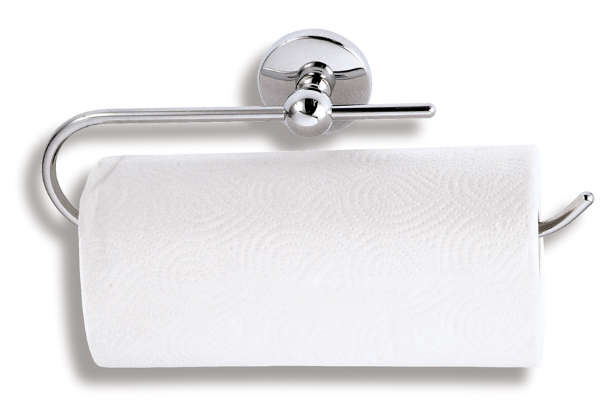 Závěs papírových ručníků Metalia 1 chrom