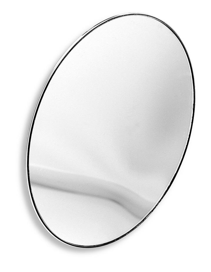 Náhradní kosmetické zrcátko s krytem čiré