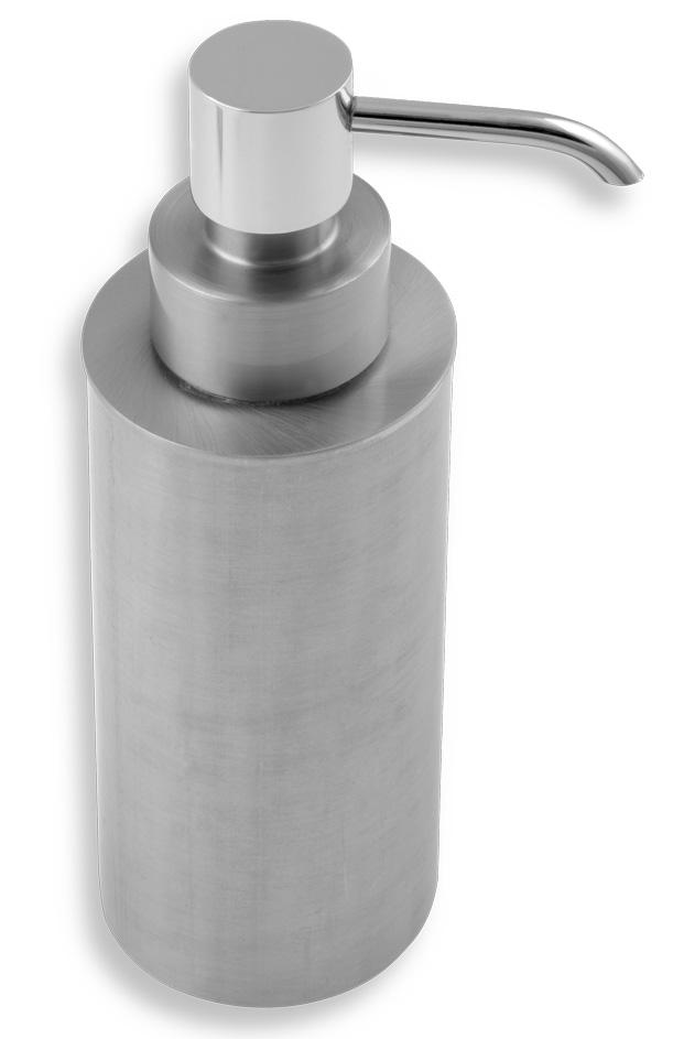 Dávkovač mýdla na postavení kov Metalia 1 chrom