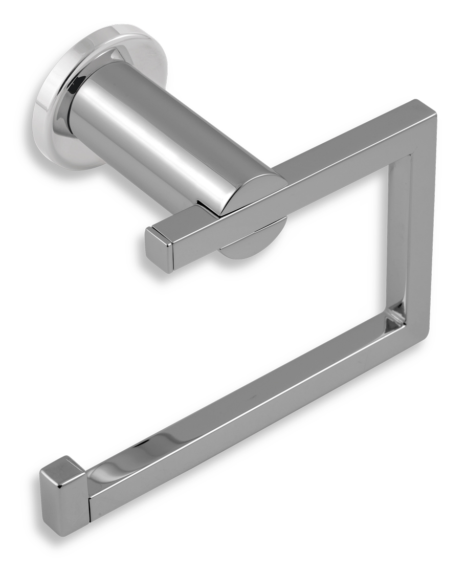 Závěs toaletního papíru Metalia 2 chrom