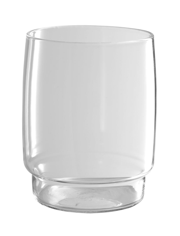 Náhradní sklenička držáku na vatové tyčinky