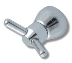 Dvojháček Metalia 3 chrom