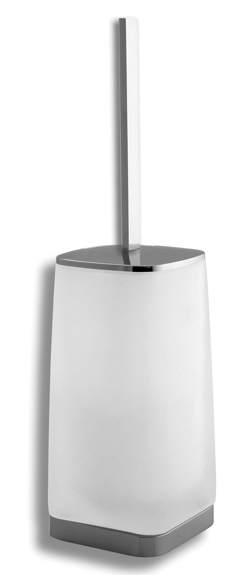 WC štětka Metalia 4 chrom
