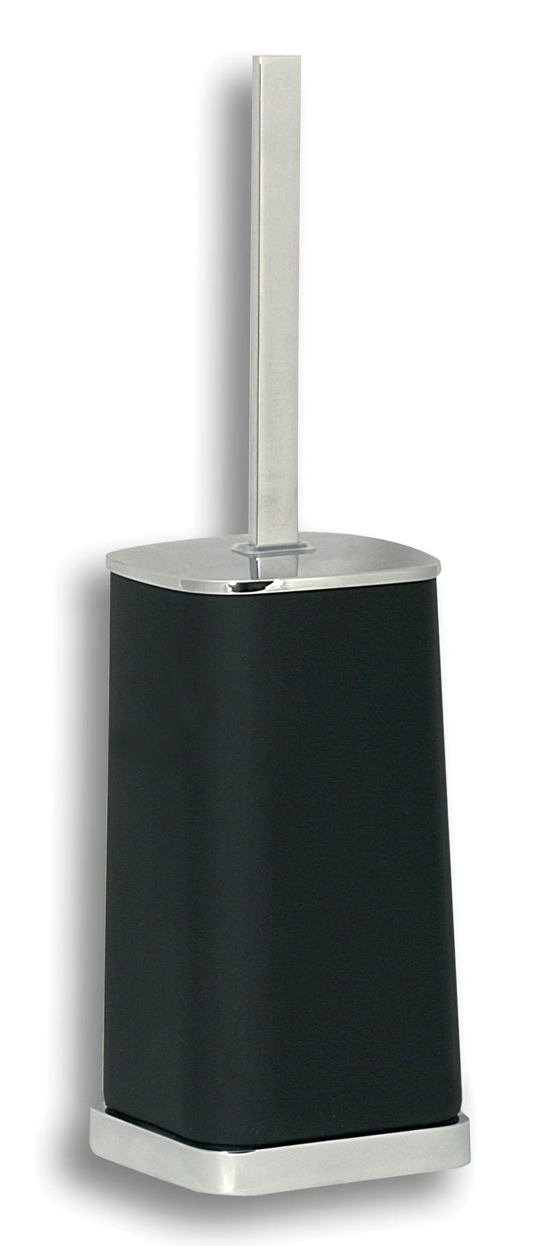 WC štětka Metalia 4 černá-chrom