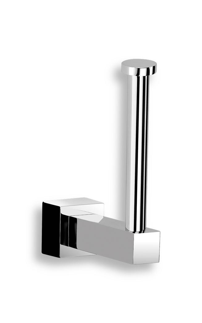 Držák toaletního papíru jednoduchý Titania Anet chrom
