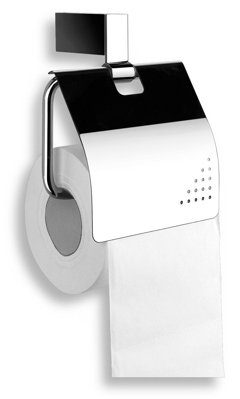 Závěs toaletního papíru s krytem Titania Kate chrom