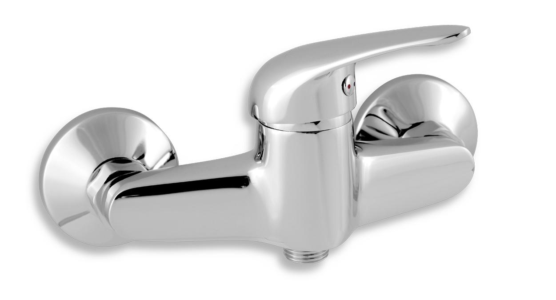 Sprchová baterie bez příslušenství 150mm Titania Hit chrom