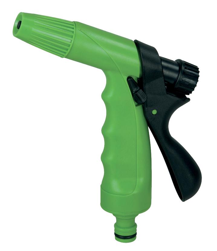 Nastavitelná pistole plast