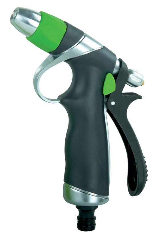 Nastavitelná pistole kov