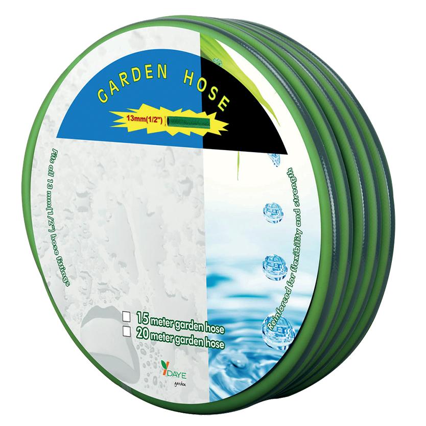 "1/2"" Zahradní hadice 20m plast"