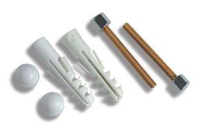 Montážní balíček Metalia drátěnný program chrom starý