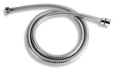 Sprchová hadice kovová Metalia 175 cm chrom