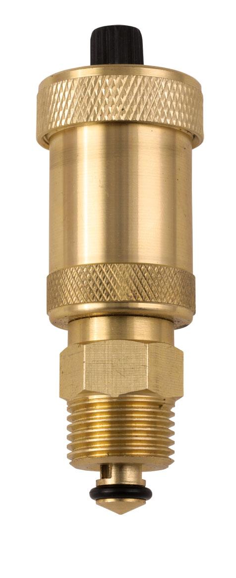 """Automatický odvzdušňovací ventil se zpětným ventilem 1/2"""""""