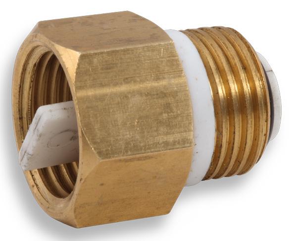 """Zpětná klapka k odvzdušňovacímu ventilu 1/2"""""""