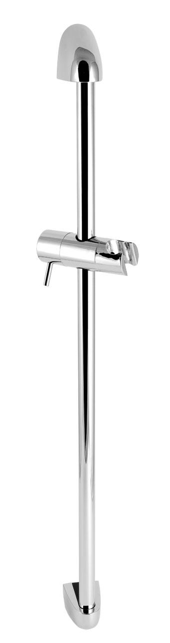 Posuvný držák sprchy chrom