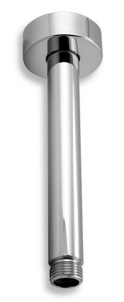 Rameno pevné sprchy ze stropu 150 mm chrom