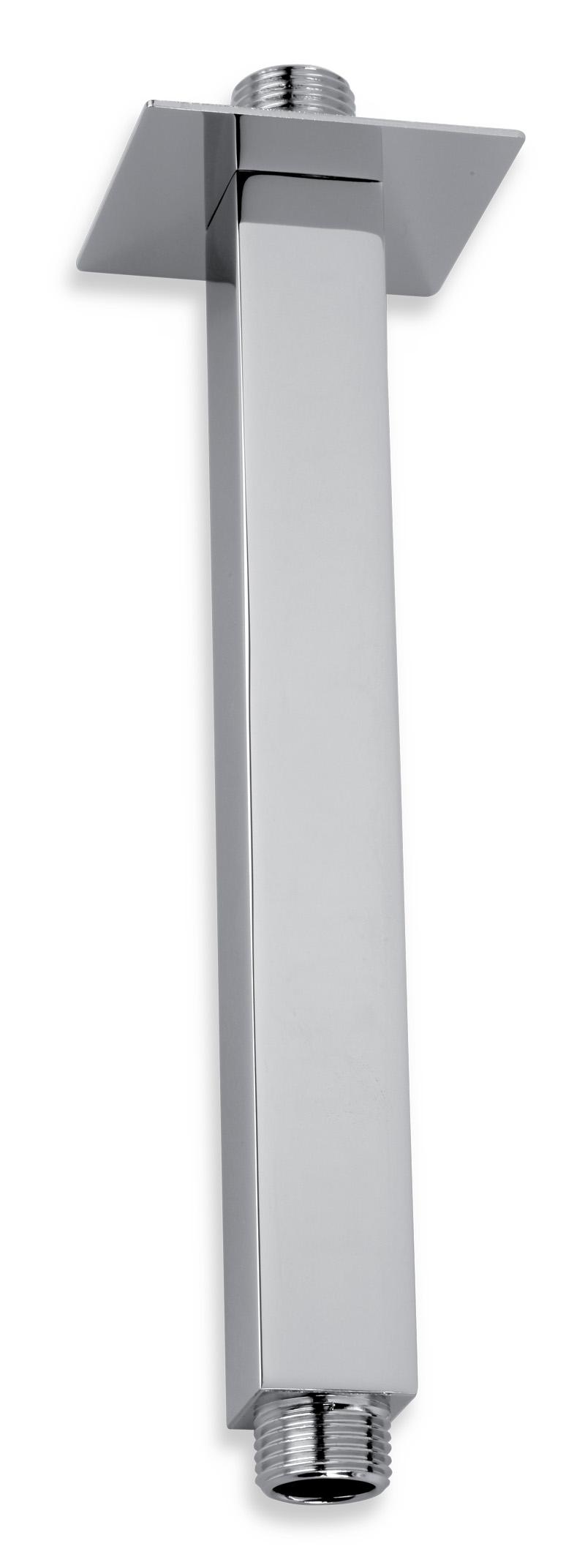Rameno pevné sprchy ze stropu 200 mm chrom