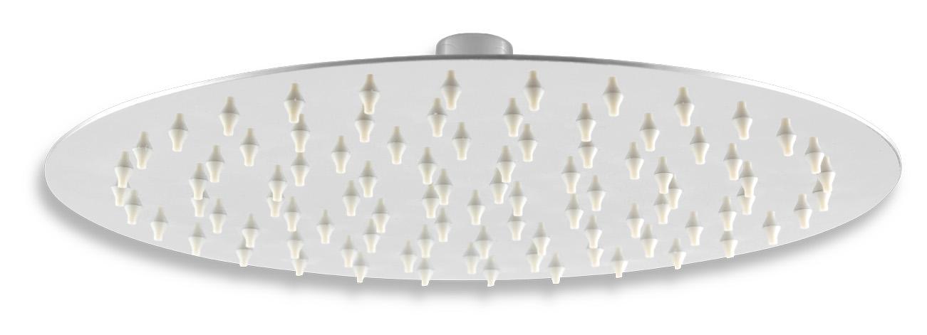 Pevná sprcha samočistící průměr 250 mm nerez