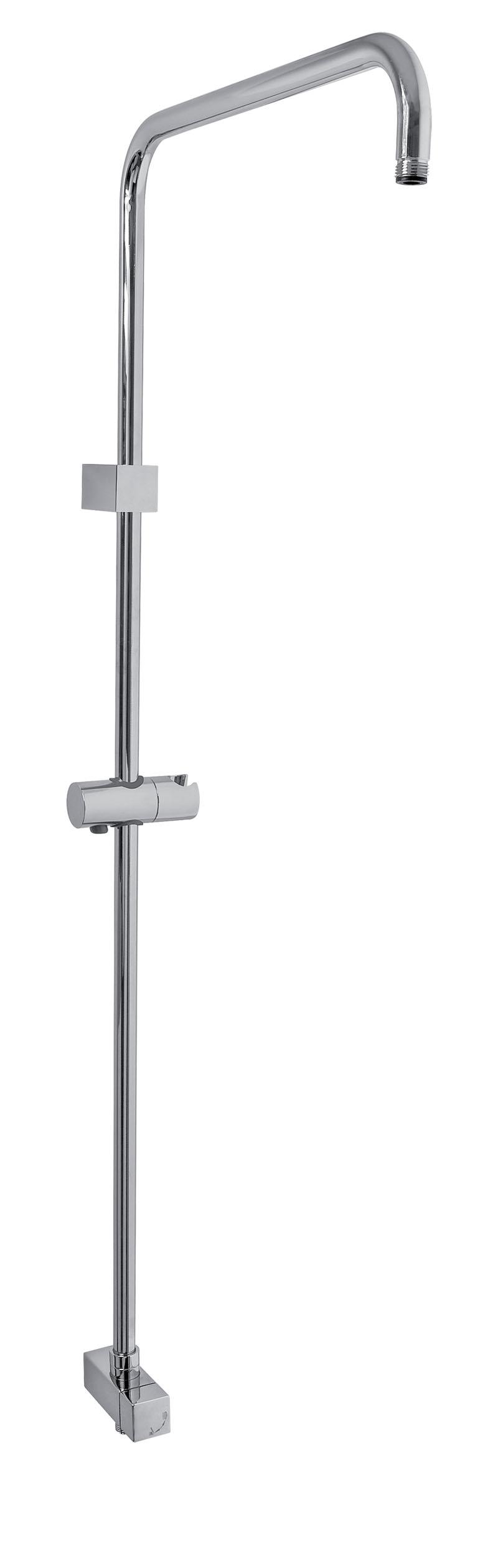 Sprchový set k podomítkové baterii bez příslušenství chrom