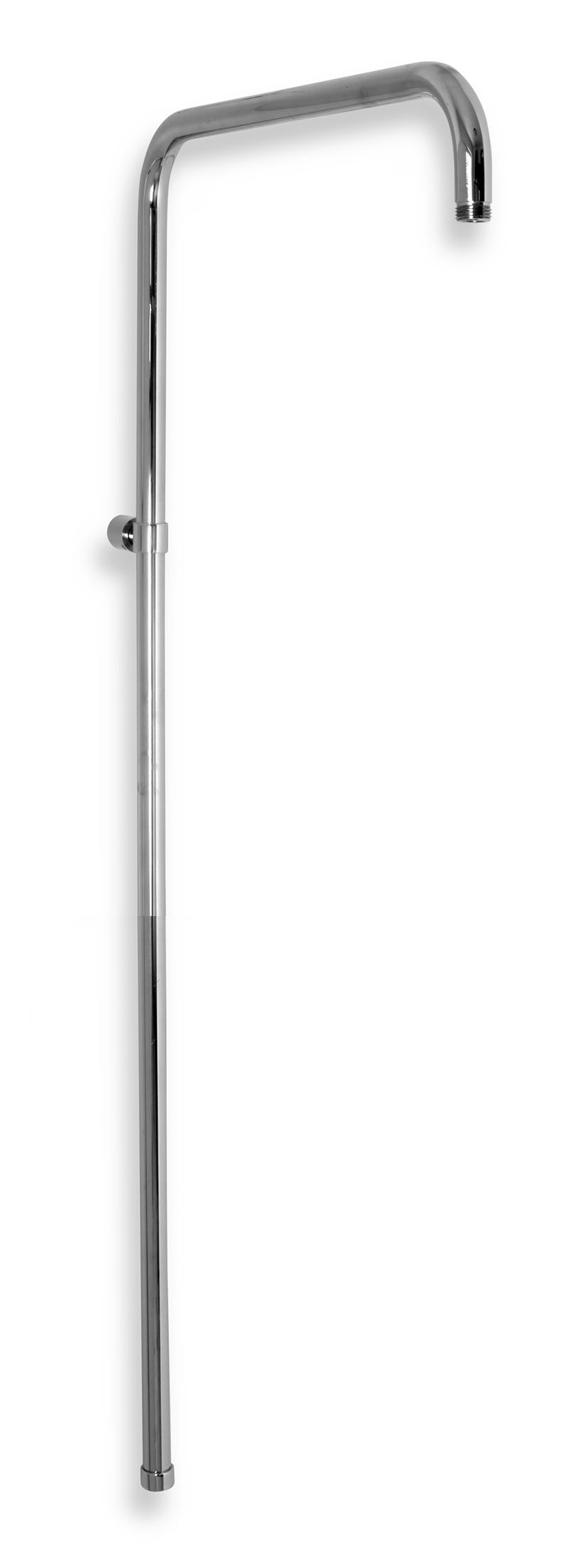 Sprchová tyč k baterii s horním vývodem chrom
